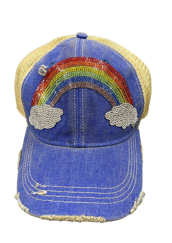 SOMEWHERE OVER THE RAINBOW HAT
