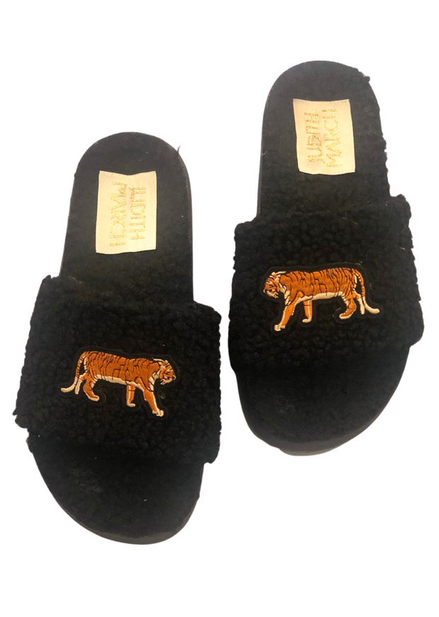 EASY TIGER SLIPPERS