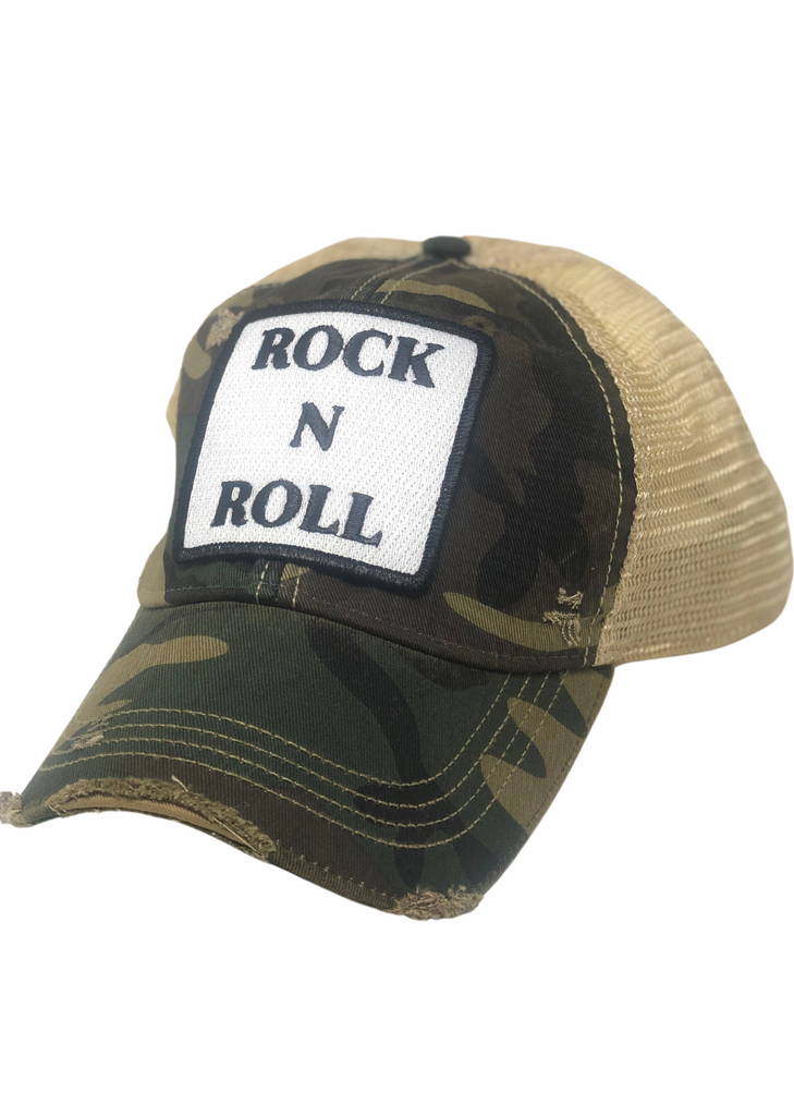 ROCK N ROLL PATCH