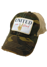 UNITED WE STAND PATCH