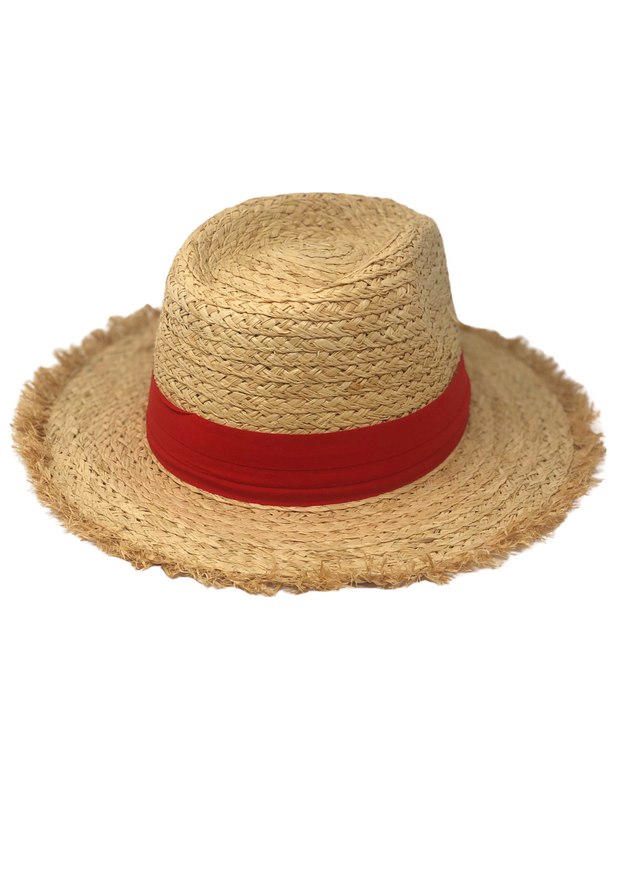 VACAY MODE STRAW HAT