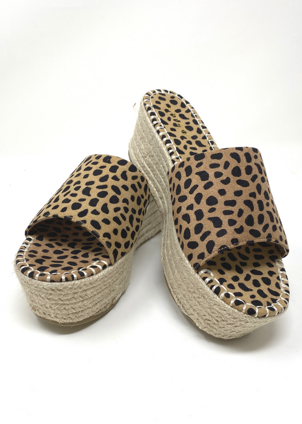 EASY TIGER ESPADRILLES