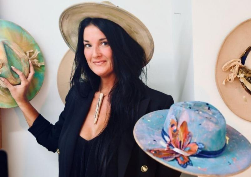 Custom Hat Appointment with JM Founder, Stephanie