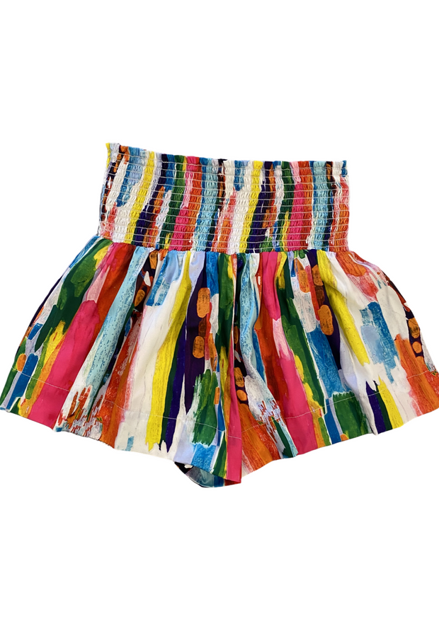 SOMEWHERE OVER THE RAINBOW SHORTS