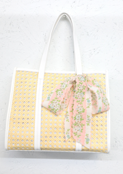 STRAWBERRY FIELDS GARDEN TOTE