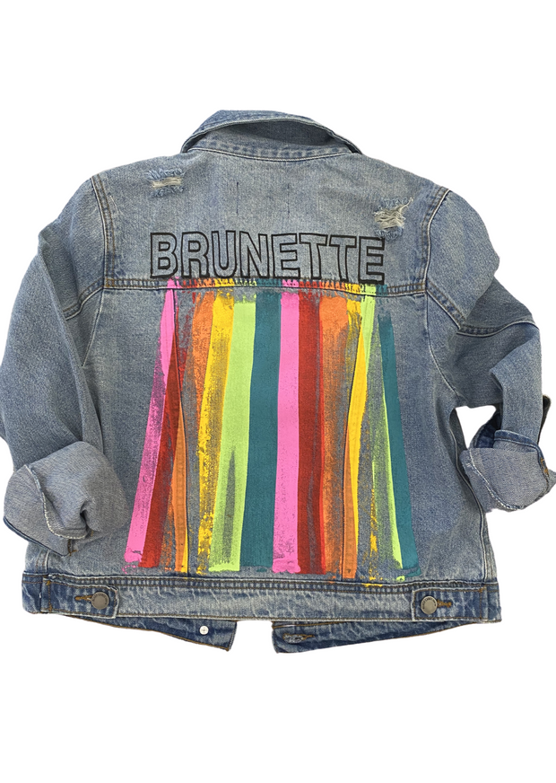 BRUNETTE DENIM JACKET