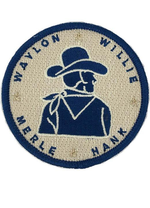 WILD WILD COUNTRY LEGENDS PATCH - RED