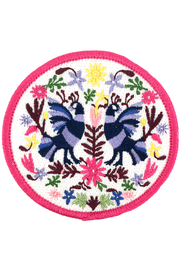 BIRDS OF A FEATHER PATCH