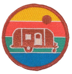 SUN-KISSED CAMPER PATCH