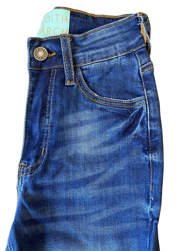 JUST JUDY HIGH WAISTED SKINNY JEAN