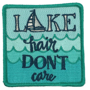 LAKE HAIR DON'T CARE PATCH
