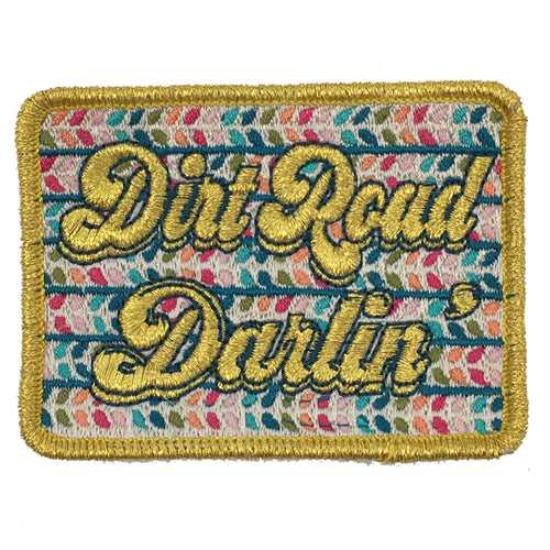 DIRT ROAD DARLIN PATCH - JADE