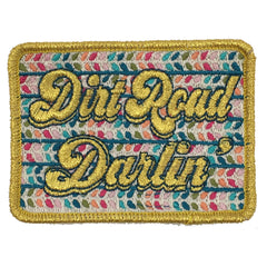 DIRT ROAD DARLIN PATCH