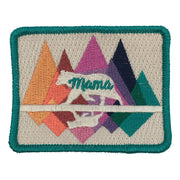 Mama Bear Mountains Patch -  Navy
