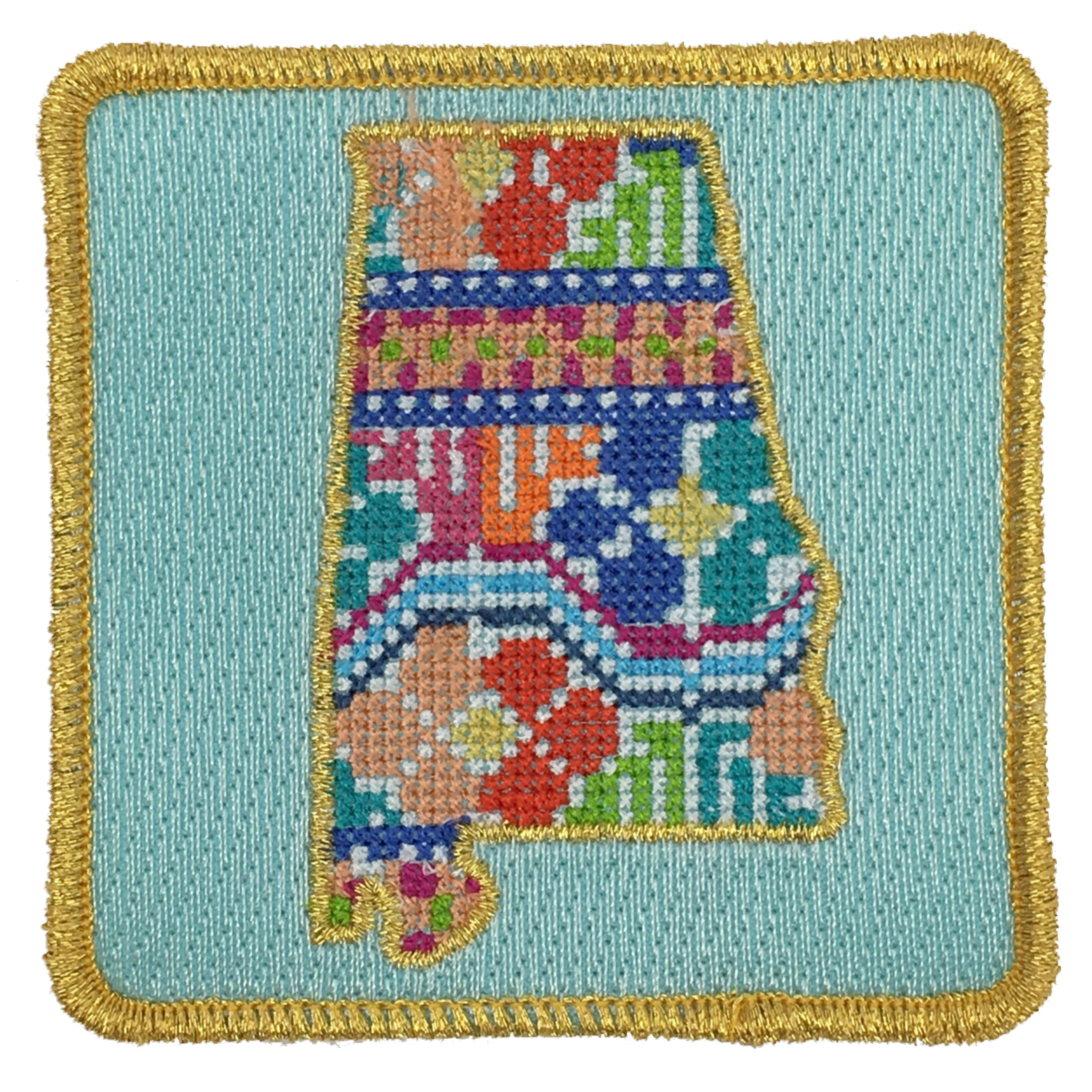 PATCHWORK ALABAMA PATCH