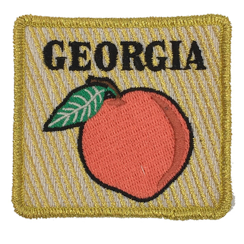 GEORGIA PEACH PATCH - GREEN