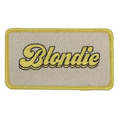 BLONDIE PATCH