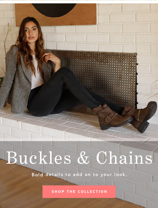 Rocket Dog Buckles and Chains