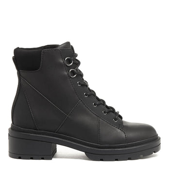 Irys Black Chunky Boot