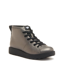 Jaiden Gunmetal Ankle Boot