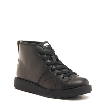 Jaiden Black Ankle Boot