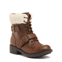 Travis Brown Cuffed Ankle Boot