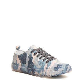 Alan Grey Camo Trainers
