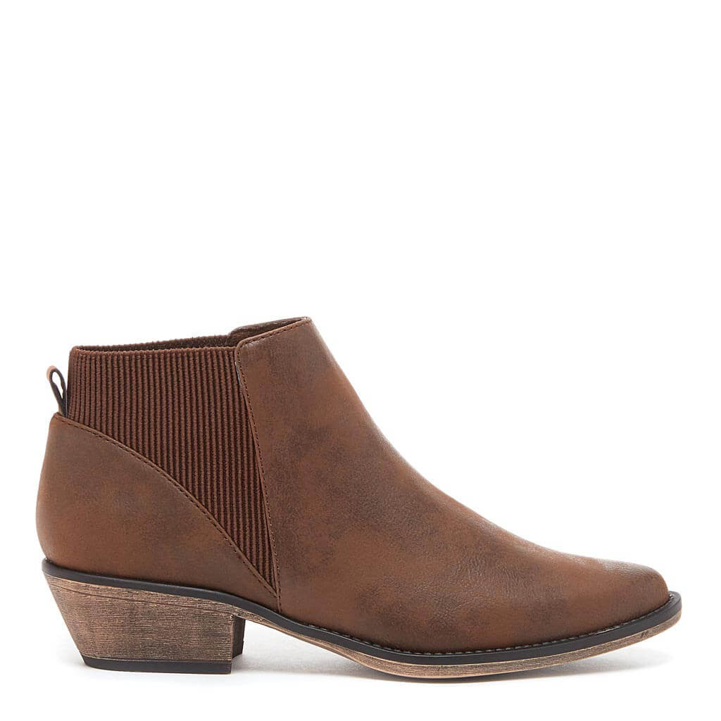 Alarm Women s Brown Ankle Boot – Rocket Dog UK 53285b564e