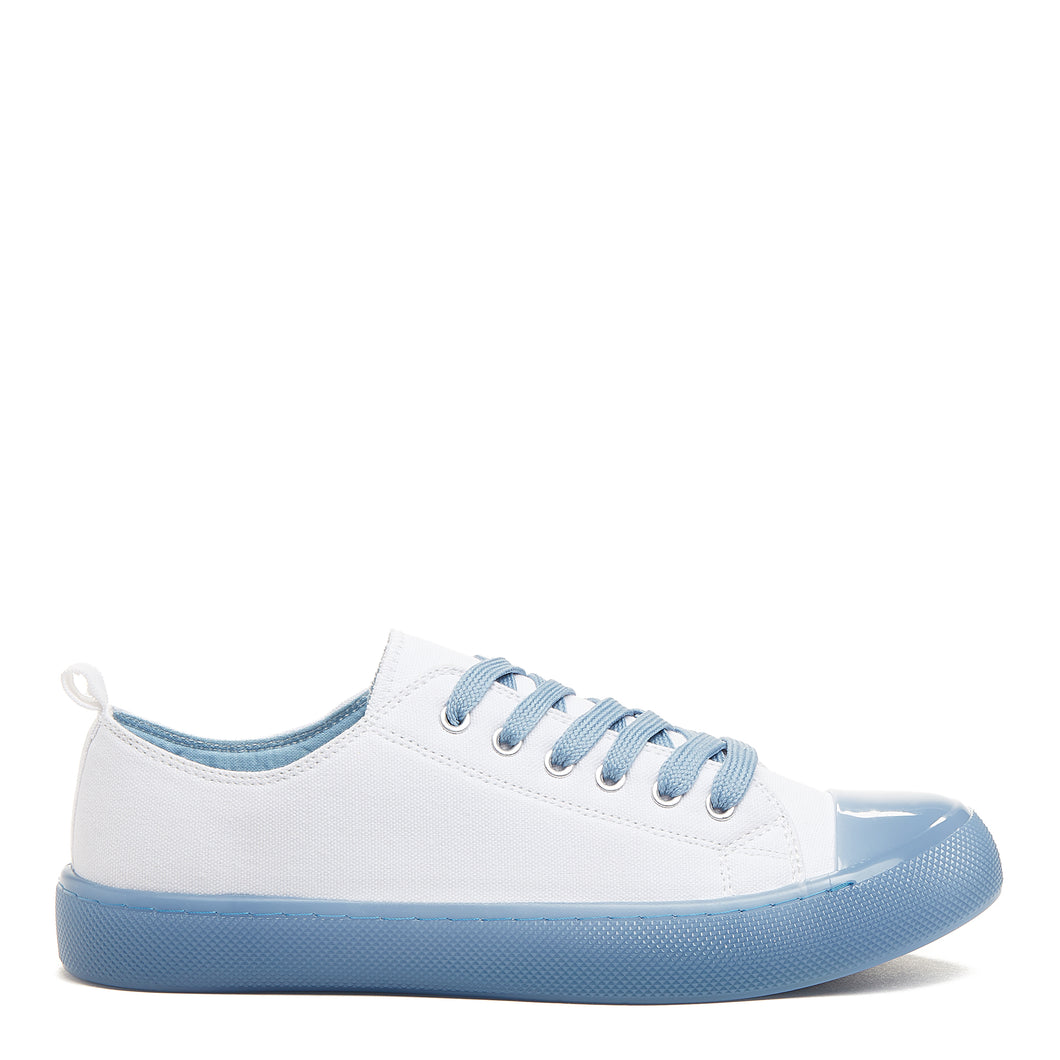 Austin White Trainers