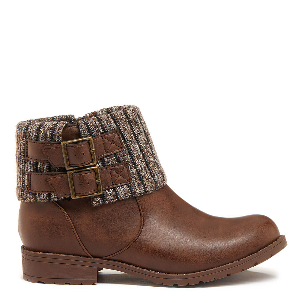 Blakes Brown Cuffed Ankle Boot