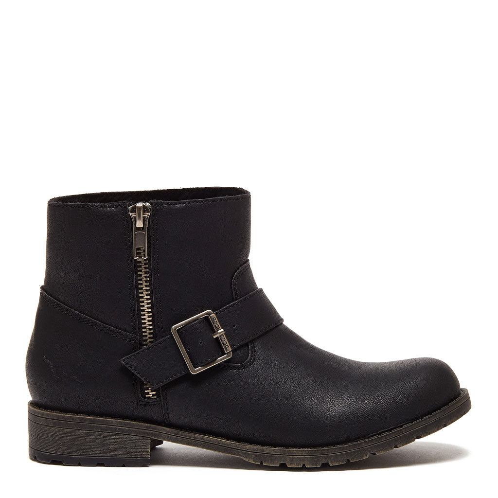 Brittany Black Ankle Boot  1a5d8db9b545