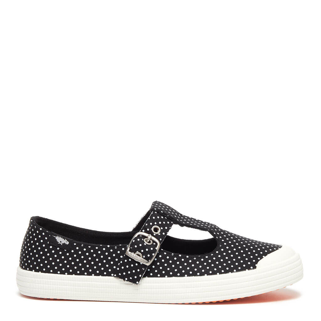 Corin Spot Buckle Shoe