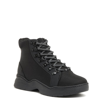 Crims Black Boot