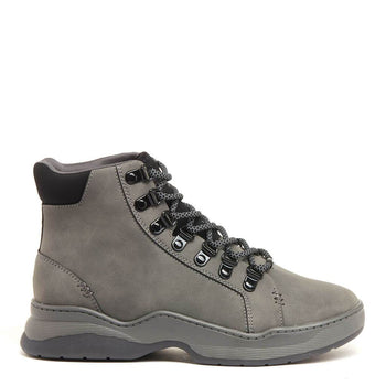 Crims Grey Suede Boot
