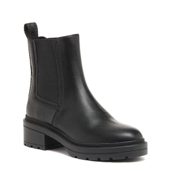Iggie Black Chelsea Boot