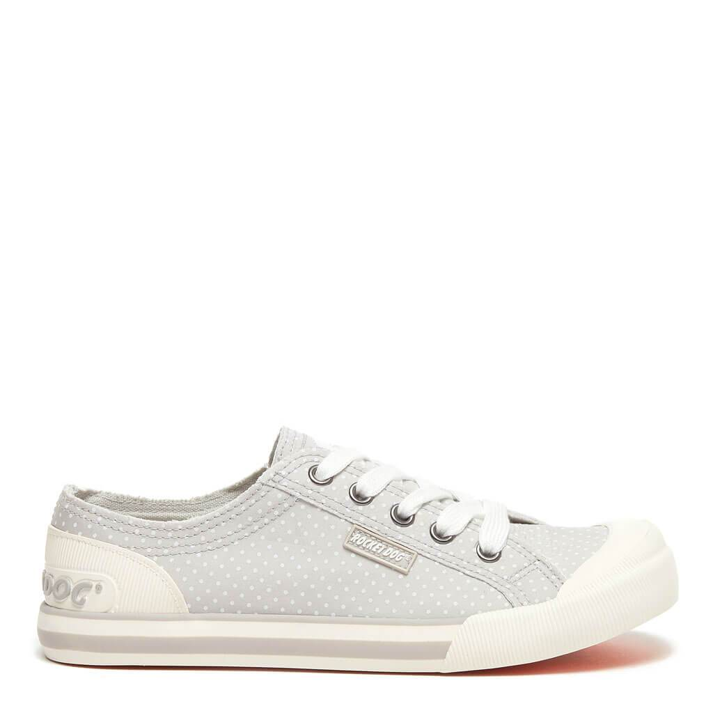 Jazzin Grey Dot Trainer