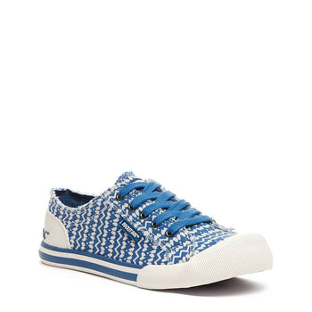 Rocket Dog Jazzin Blue Baja Trainer