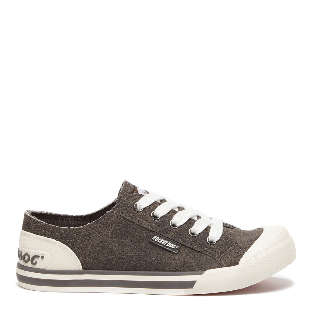 Jazzin Vintage Grey Trainer