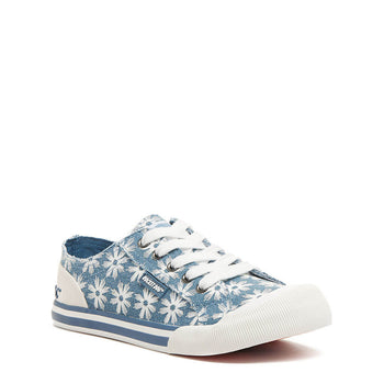 Jazzin Blue Pansy Trainer