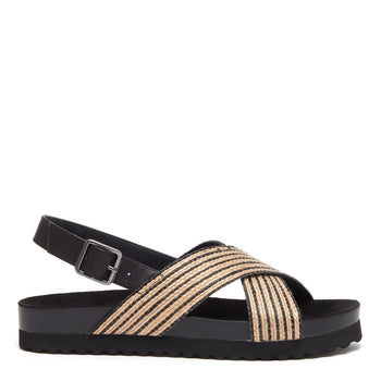 Lorra Natural Crossover Sandal