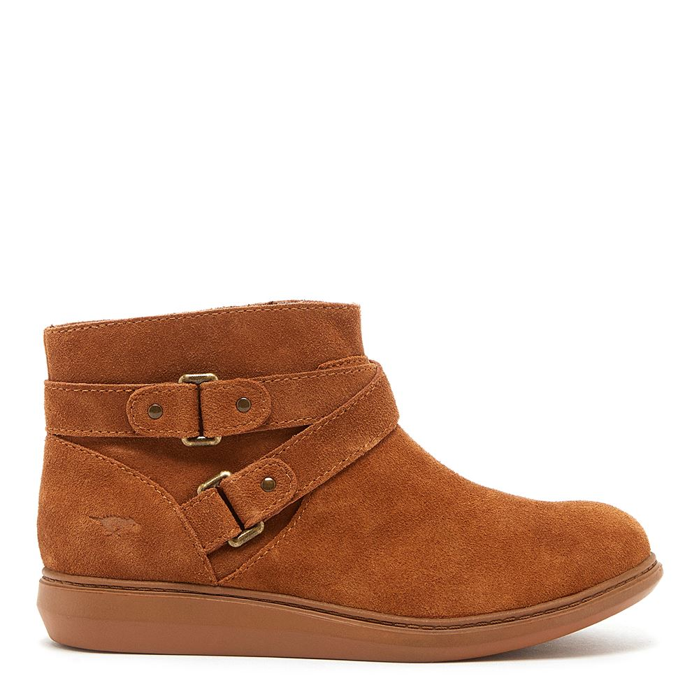 72477ff4a8a Manilla Chestnut Suede Winter Boot