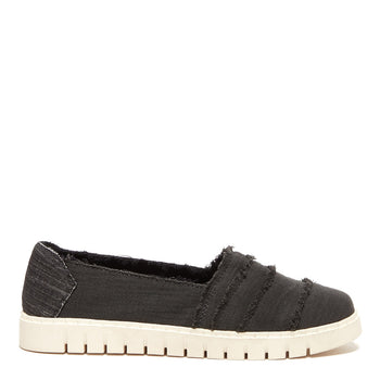 Sarai Black Slip-on
