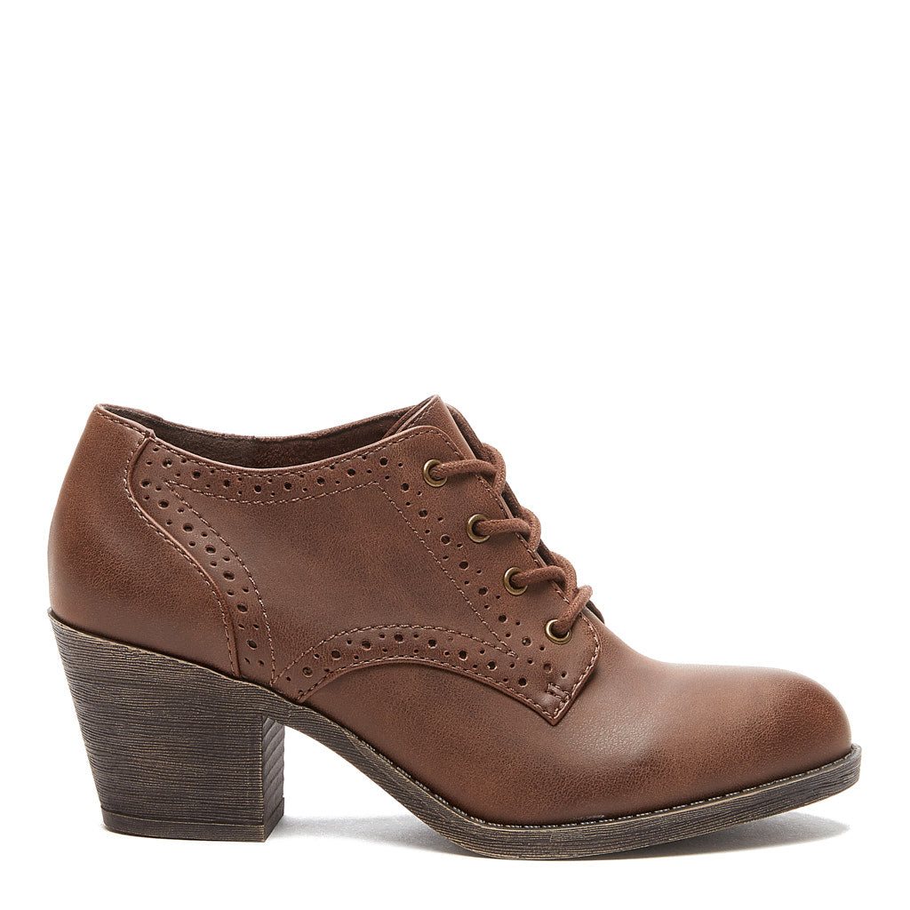 Selina Brown Ankle Boot