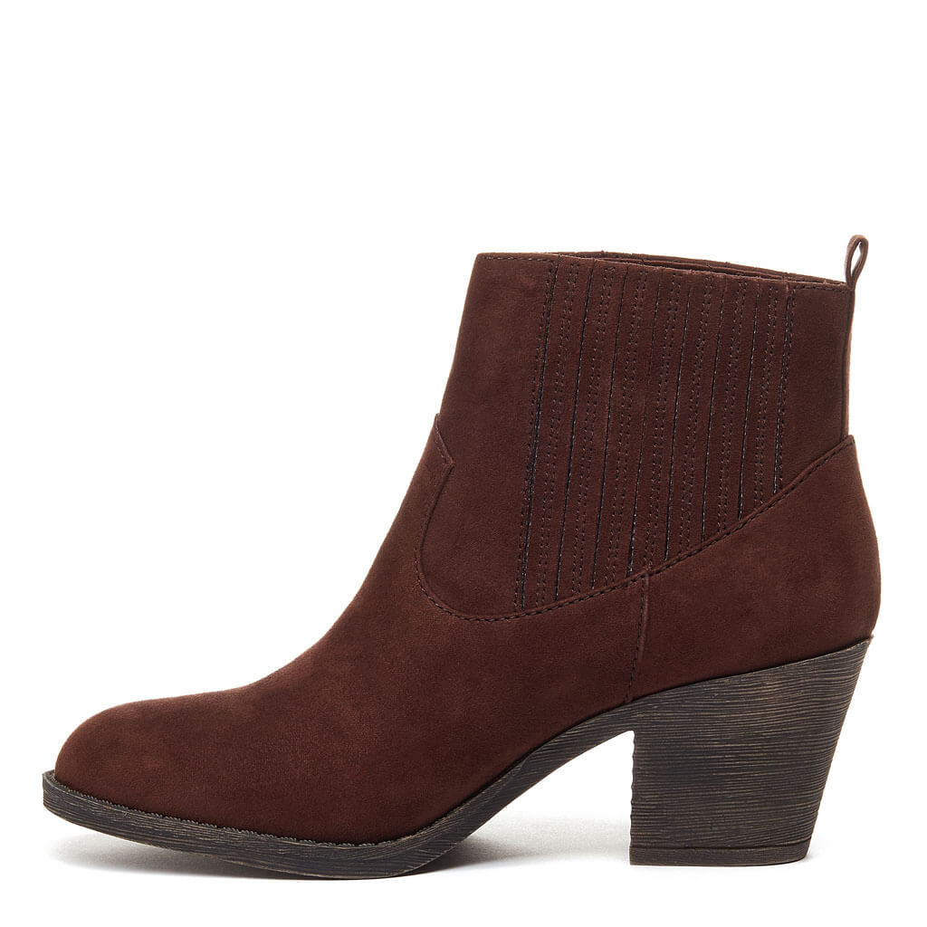 17a42e17d7cf Home › Shayne Brown Heeled Ankle Boot. TRIBAL BROWN. Previous slide. TRIBAL  BROWN  TRIBAL BROWN  TRIBAL BROWN  TRIBAL BROWN ...