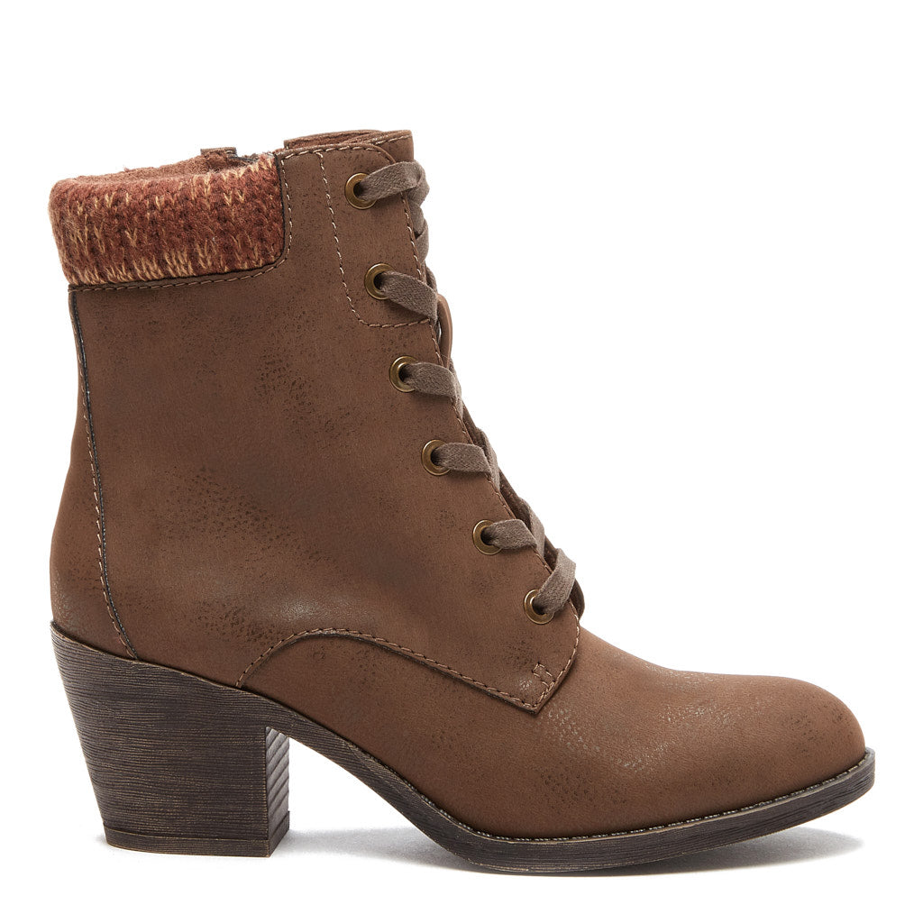 Sherry Brown Ankle Boot