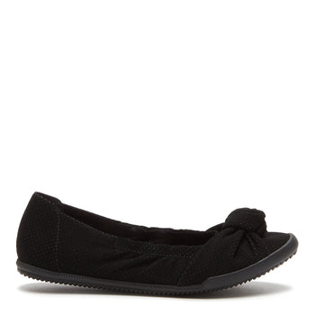 Steff Black Slip-on