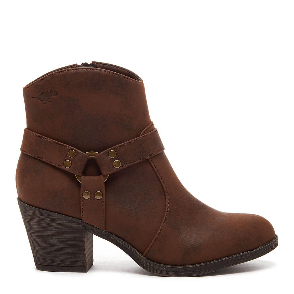 Stellan Brown Ankle Boot