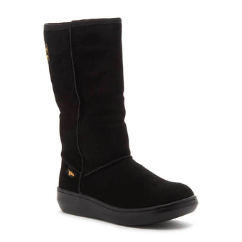 Sugar Daddy Black Winter Boots
