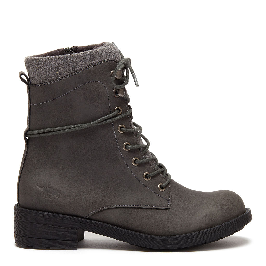 afb1fb0b5 Tayte Grey Ankle Boot | Free Shipping over £40 – Rocket Dog UK