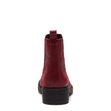 Tessa Wine Chelsea Boot